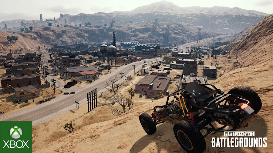 pubg miramar xbox one map