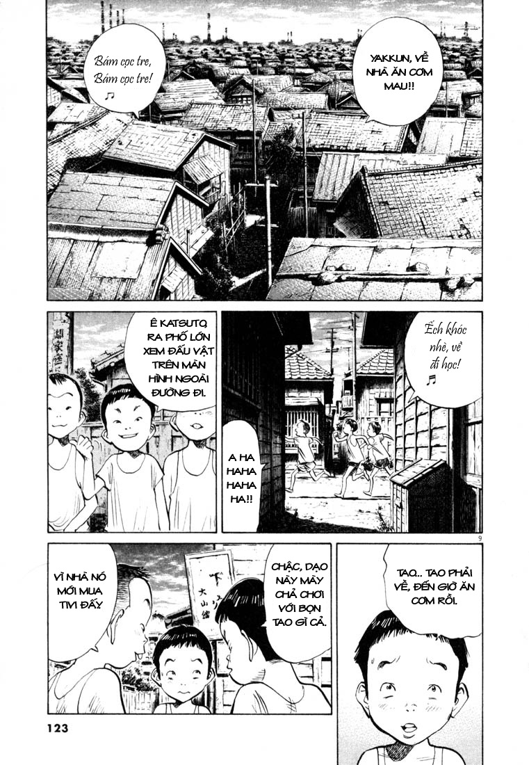 20th Century Boys chapter 177 trang 17