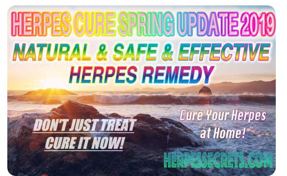 Alternative and Natural Cure For Herpes (2019) | Natural Herpes Cure