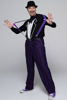magician in purple