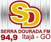Rádio Serra Dourada FM de Itajá GO ao vivo pela net