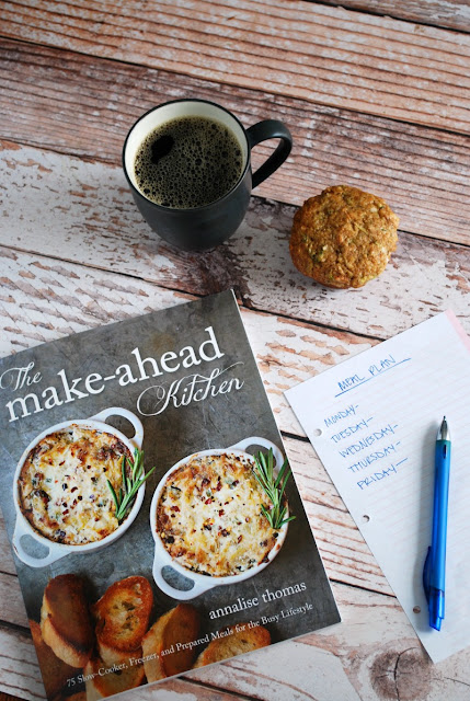 The Make Ahead Kitchen Cookbook