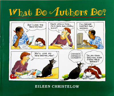 """Looking for a mentor text to use in a writing lesson for upper elementary students? This text can be used as a foundation to stress tons of truths about how """"real"""" authors write."""