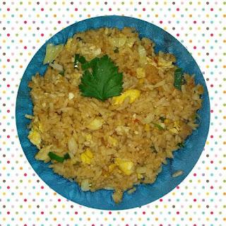 Resep Masakan Ibu Hamil - Nasi Goreng Bumil