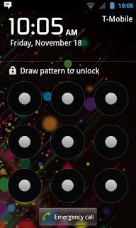 Cara Reset HP Android Advan Untuk Membuka Pola Kunci