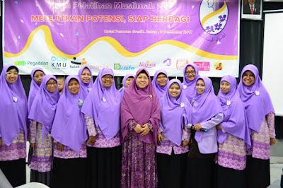 Salimah Gresik Gelar Workshop Muballighah