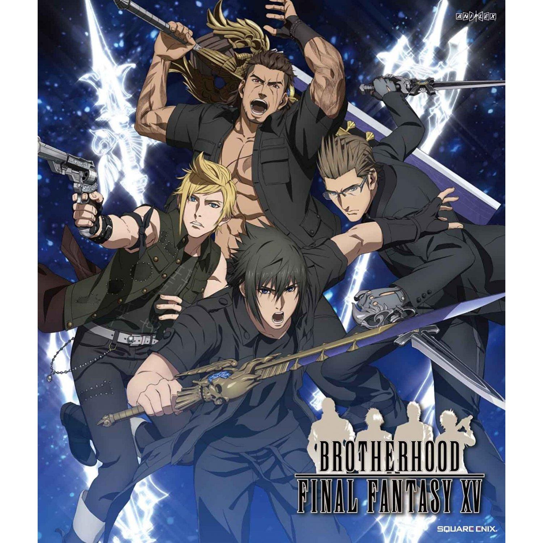 Brotherhood Final Fantasy XV (720p) (Anime) (Complete