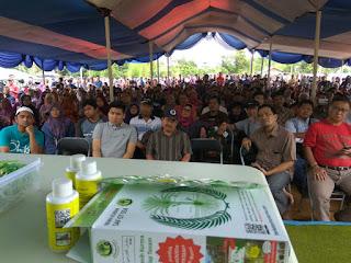 Gathering Kampung Kurma Jonggol 25 Desember