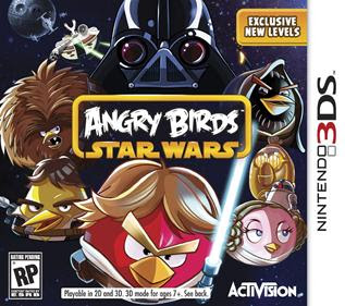 Angry Birds: Star Wars, 3DS, Español, Mega
