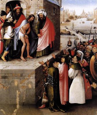 Hieronymus Bosch, Ecce Homo,1475-80