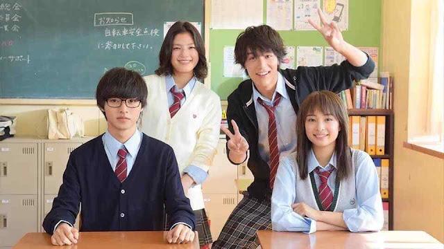 5+ Anime Yang Mendapatkan Adaptasi Live Action