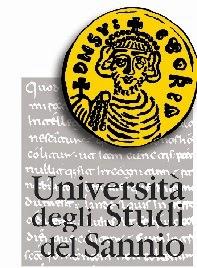 Logo università del Sannio