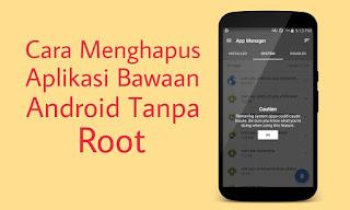 Di artikel kali ini saya akan menguraikan wacana Cara Menghapus aplikasi bawaan  Cara Menghapus aplikasi bawaan (bloatware) di hp android xiaomi tanpa root