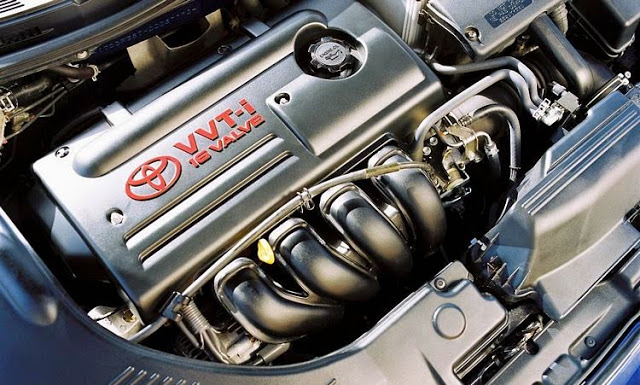 VVT-i Toyota Engine