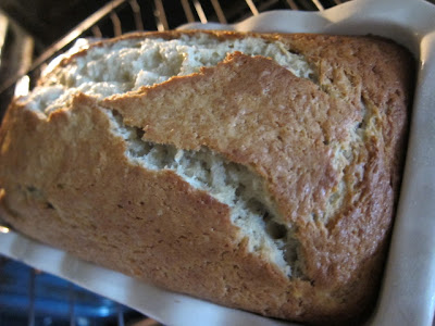 This is the best ever homemade banana bread recipe that turns out perfect every time. Serve this for breakfast, brunch, or over coffee with friends.  #WomenLivingWell #Banana #Bread #EasyBreakfasts
