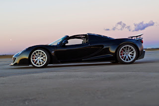 Hennessey Venom GT - Fastest production car
