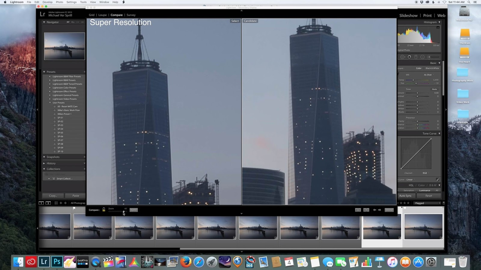 100 Megapixels!? Long Exposure Super Resolution Tutorial