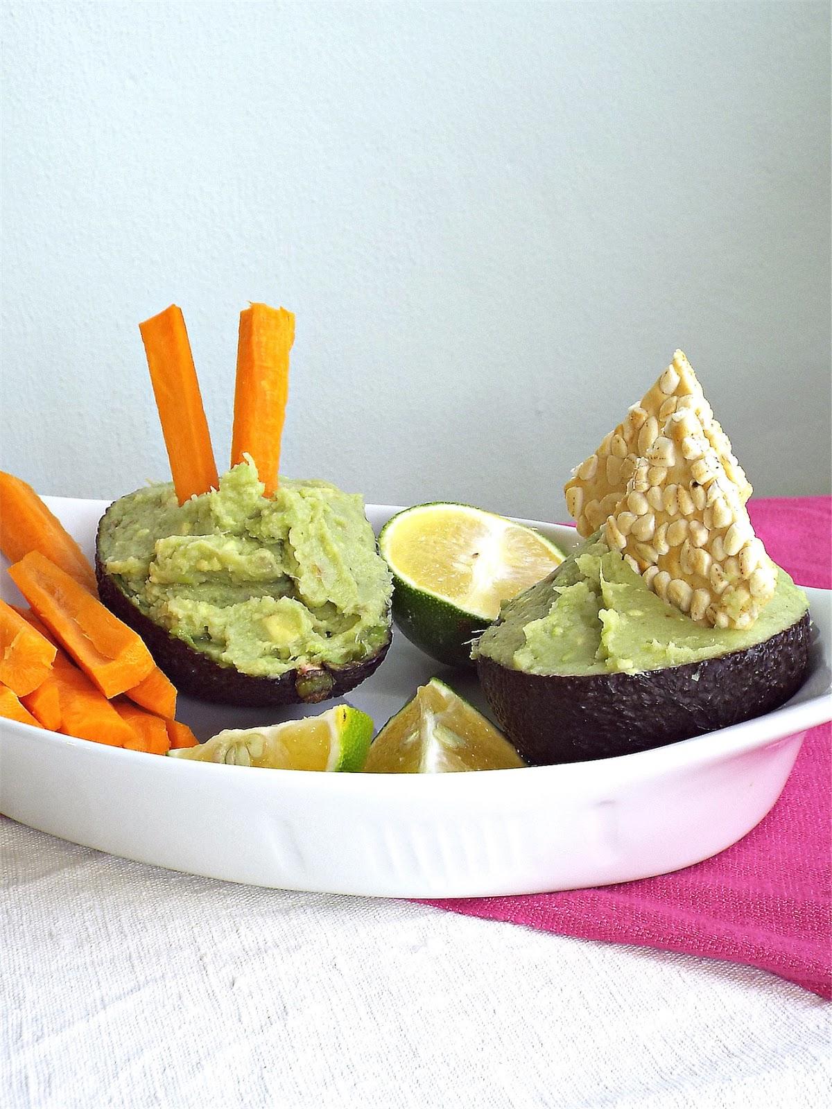 I biscotti della zia crema di avocado con patate dolci e for Mapo frutto