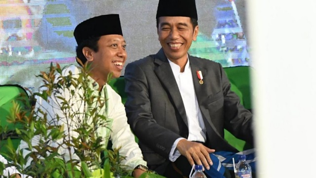 Rommy Bela Jokowi soal 'Jaenudin Nachiro': Presiden Mengucap Yahtirom