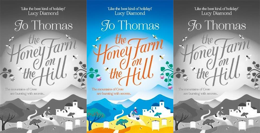 Guest Post | Jo Thomas shares her top five writing tips