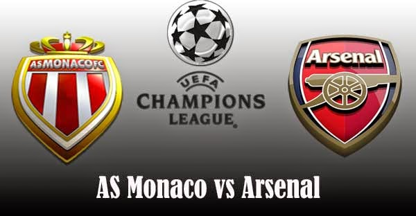 AS Monaco vs Arsenal