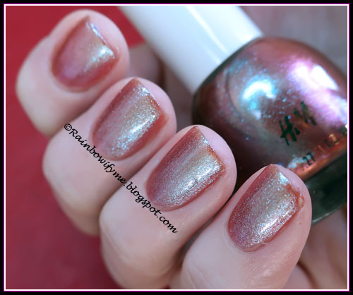 H & M ~ Cinnamon Spark