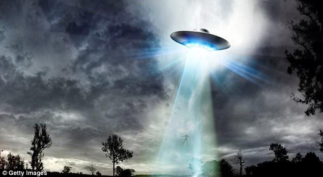 OVNI - UFO - Pentagono - ilustração