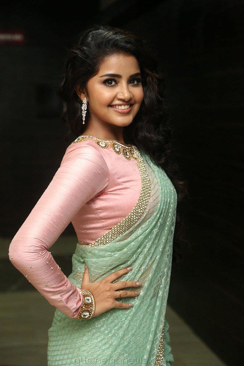 Anupama Parameswaran At  Vunnadhi Okate Zindagi audio launch