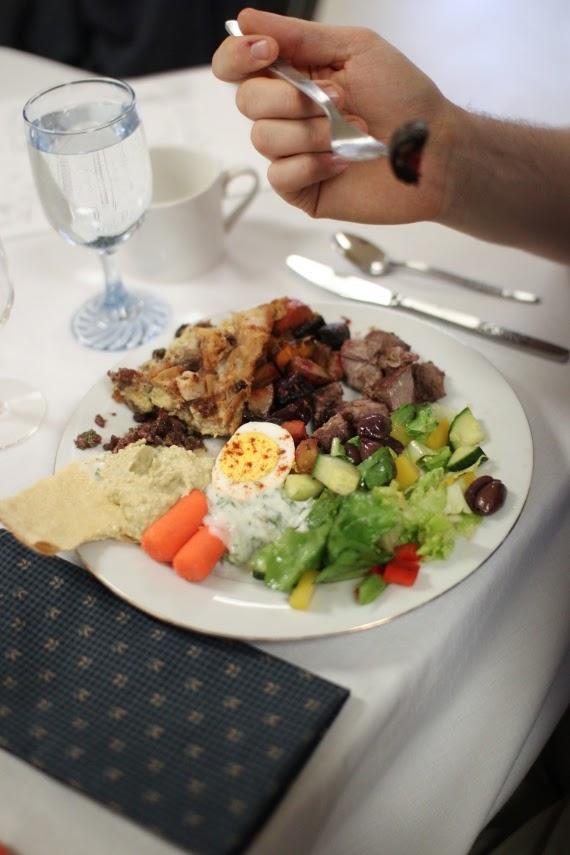 A Middle Eastern Seder Menu | Land of Honey