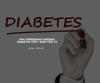 Ada dua jenis utama diabetes: tipe 1 dan tipe 2. Kedua jenis diabetes ini adalah penyakit kronis.. Apa Perbedaan Antara Diabetes Tipe 1 dan Tipe 2?
