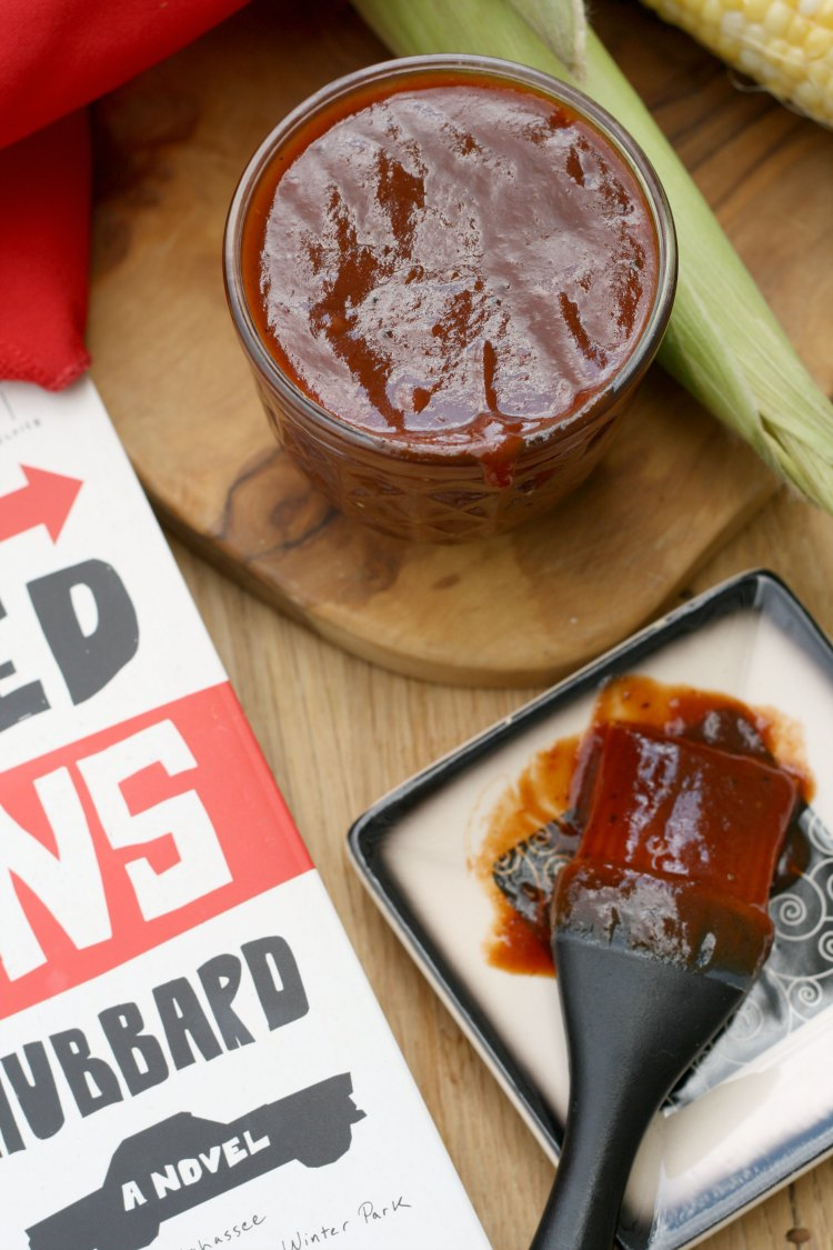 Spicy-Sweet & Smoky Barbecue Sauce | The Talented Ribkins