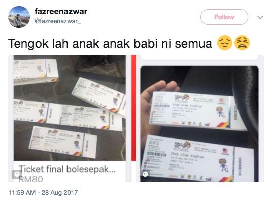 Ultras Malaya Tidak Akan Buka Curva