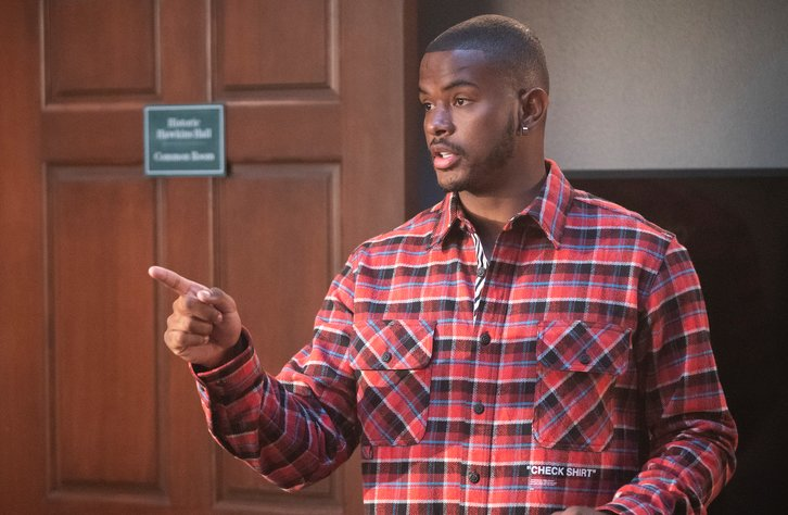 Grown-ish - Episode 2.19 - Only Human - Promo, 2 Sneak Peeks, Promotional Photos + Synopsis