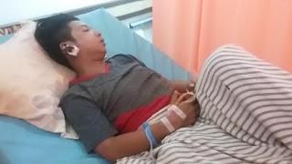 Anton Jadi Korban Salah Tembak