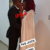 Juliet Ibrahim and and Iceberg Slim wed in court today (Photo)