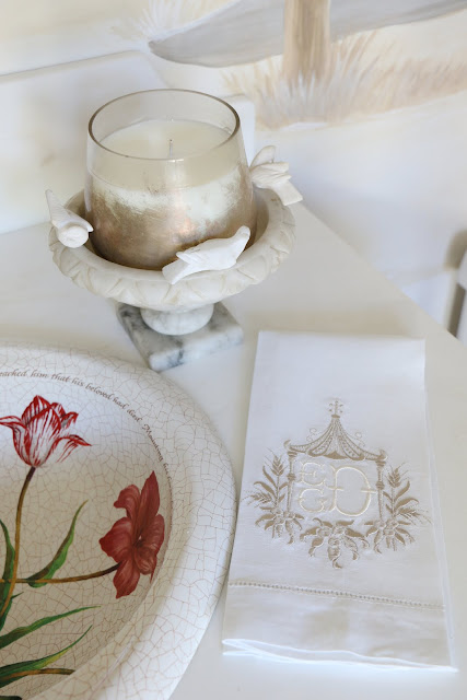 Simple  is from a darling gift boutique in Edmond Oklahoma called Desire Of Your Heart It is the most delicious scent and goes perfectly with the powder bath