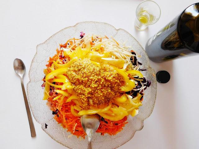 coleslaw solata