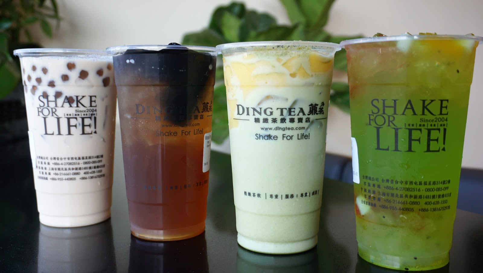[GIVEAWAY] Ding Tea By Phybie Is Officially Open In Huntington Beach
