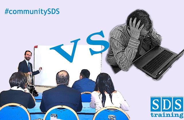 Formación para empresas formación presencial o no presencial con SDS training
