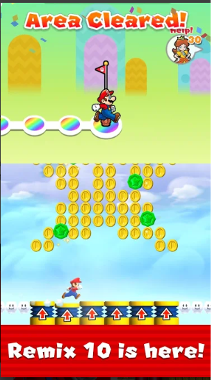 Permainan Mario Bros Online Super Mario Run Mod Apk