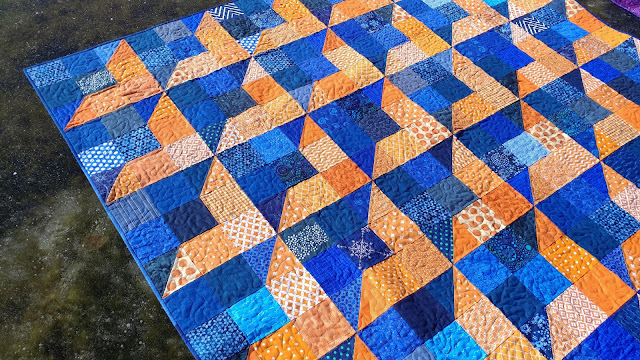 Quilts from the Ashes - quilts for Thomas fire victims