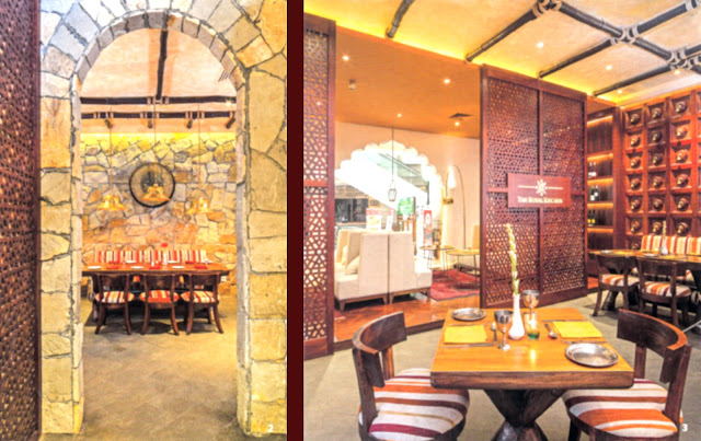 Dekorasi Ruangan Restoran