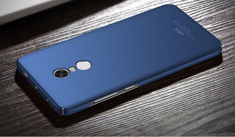 MSVII Backcover για Redmi Note 4 ή 4Χ
