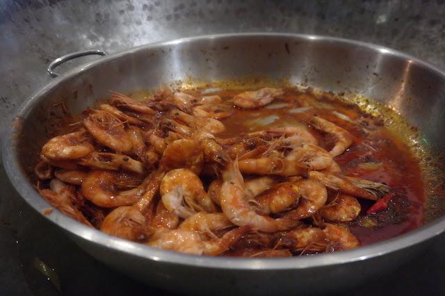 Pullman Putrajaya Lakeside, Ramadhan Buffet, Magical Ramadhan Nights, best buffet ramadhan in kuala lumpur,sambal petai dan udang,