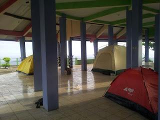 Camping di Gardu Pandang Curug Sewu Sukorejo Kendal