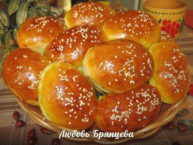рецепт пирожков с гречкой