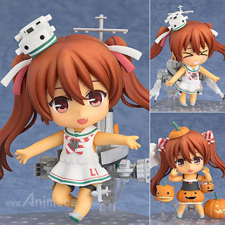 Figura Libeccio Nendoroid Kantai Collection KanColle