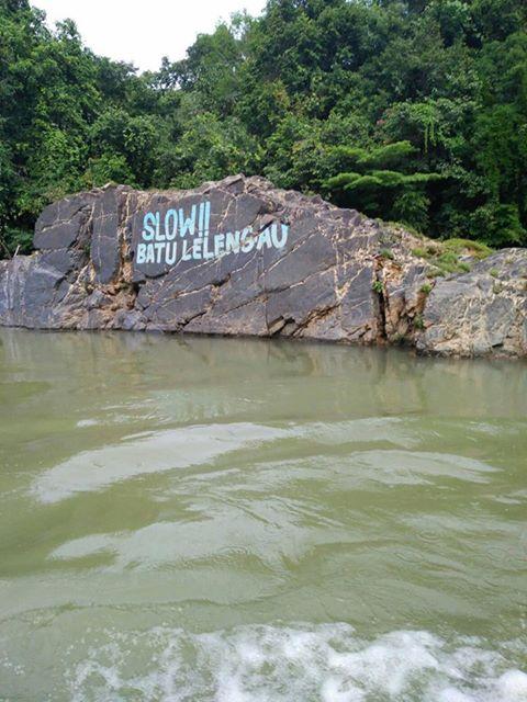 Kenali 5 batu Mistik di Sarawak