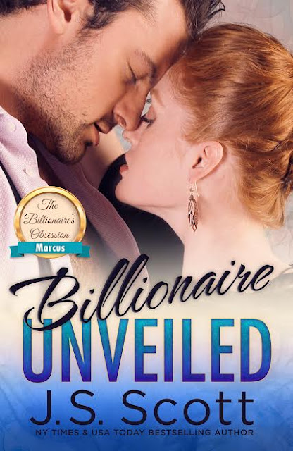 Blog Tour ~ Billionaire Unveiled: The Billionaire's Obsession ~ Marcus by J. S. Scott