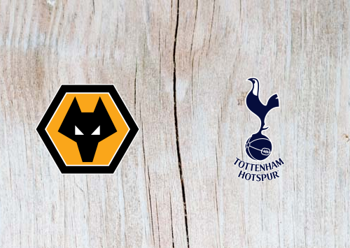 Wolves vs Tottenham Full Match & Highlights 03 November 2018